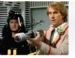 Rodney Bewes 'QuarterMaster Sgt. Stien' DOCTOR WHO Genuine Autograph 10x8 11100